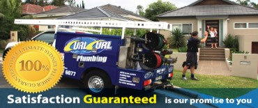 Curl Curl Plumbing - Satisfaction Guarantee