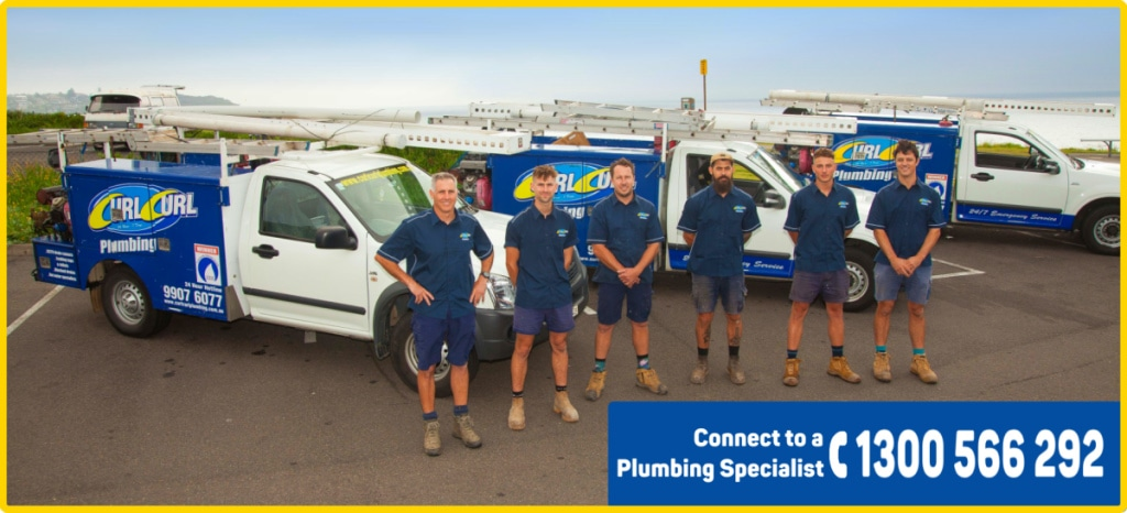 Curl Curl Plumbing Team