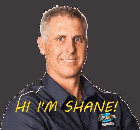 Shane Howison - Owner of Curl Curl Plumbing